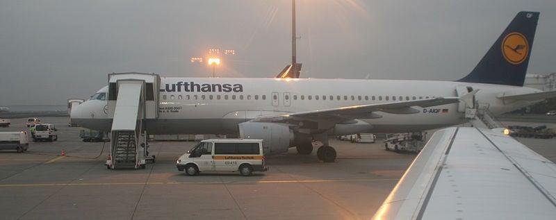 Lufthansa slots