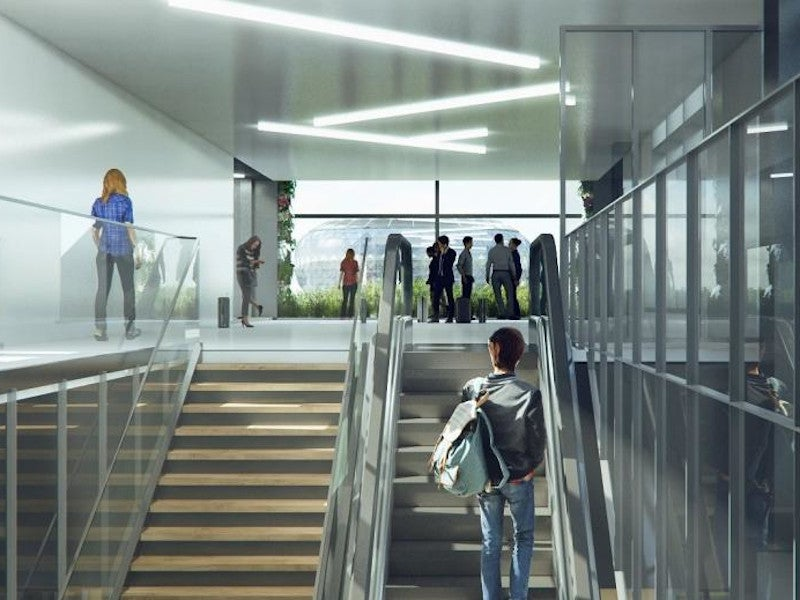 Improvements to the airport include the expansion of the existing terminal. Credit: VINCI Airports.