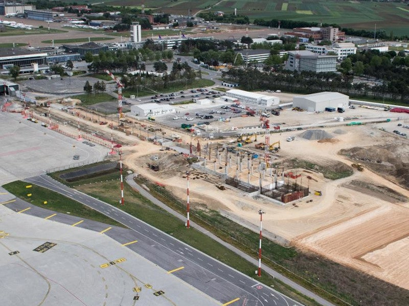 The project works are expected to be completed by 2025. Credit: VINCI Airports.