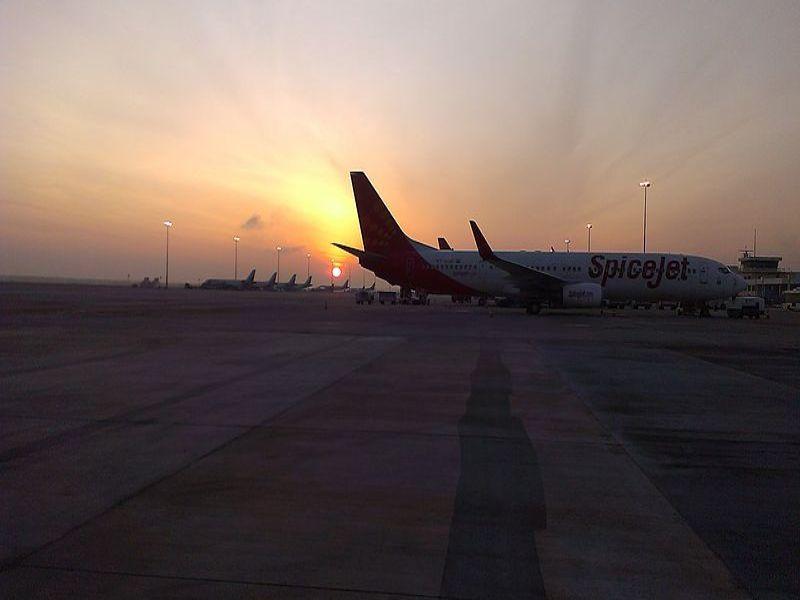 Kempegowda Airport runway
