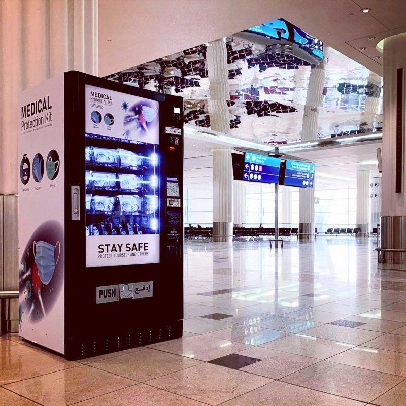 Dubai Airport PPE