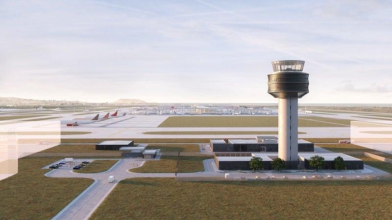 Jorge Chavez Airport