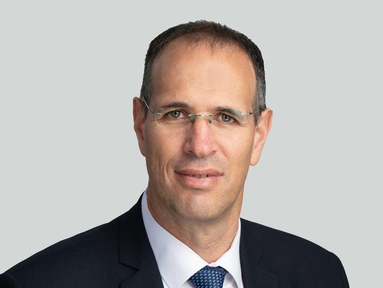 __Uzy Rozenthal, EVP, General Manager, Government Division, Pangea. Photo – David Garb
