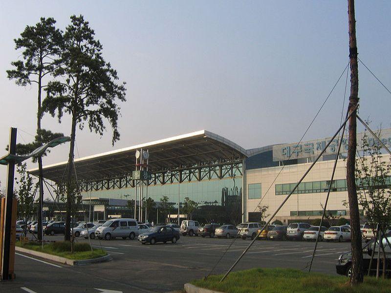 South Korea new airport
