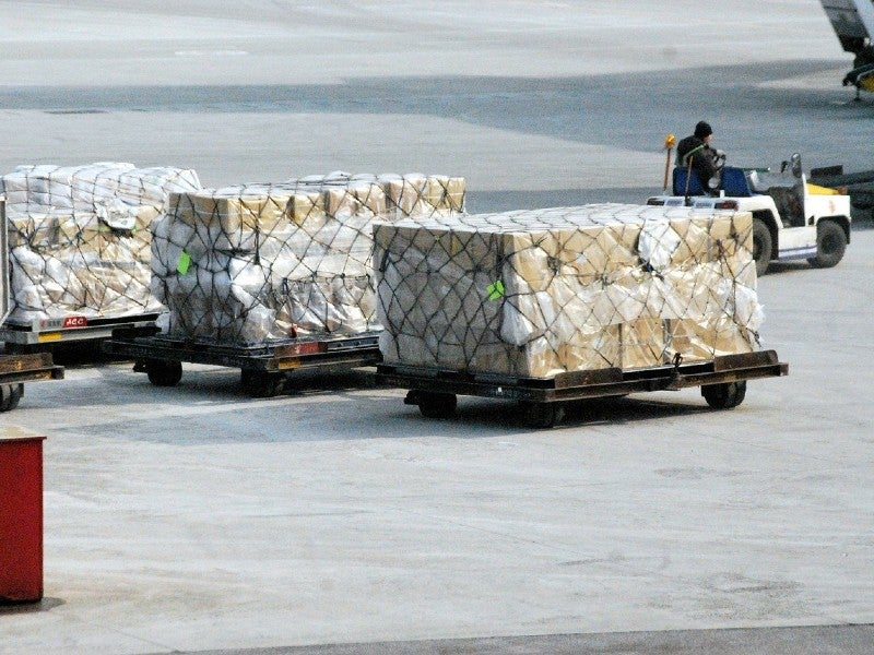 Passenger airlines cargo