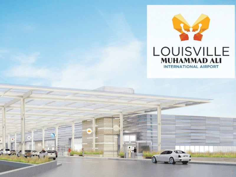 Louisville Muhammad Ali International Airport's SDF Next Project
