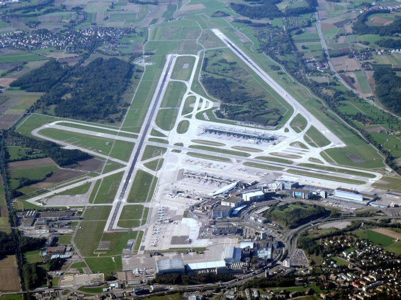 Zurich Airport Expansion