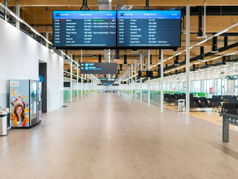 Ferenc Liszt International Airport Development