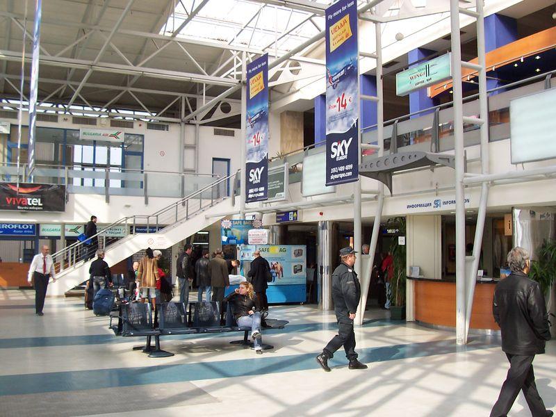 Sofia Airport Meridiam