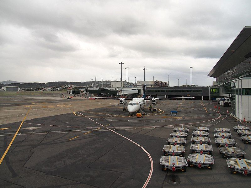Wellington Airport bond offering
