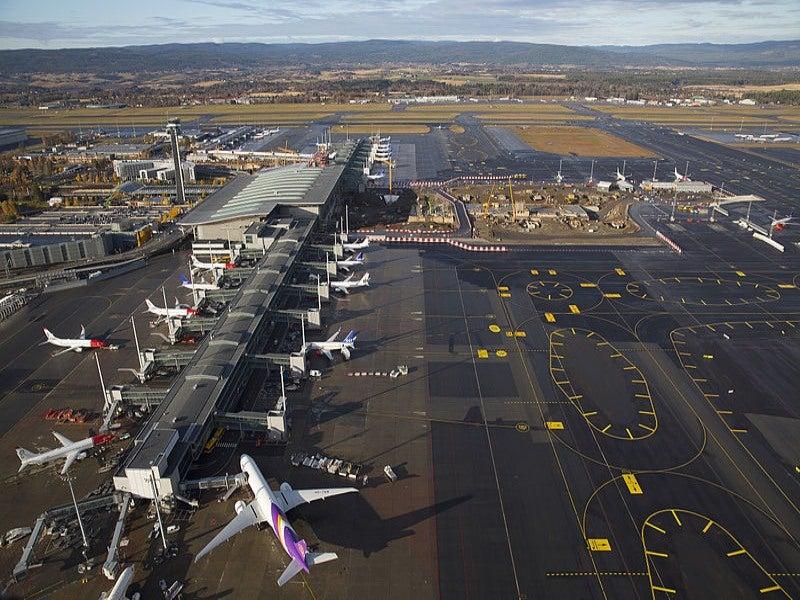 Norwegian airports