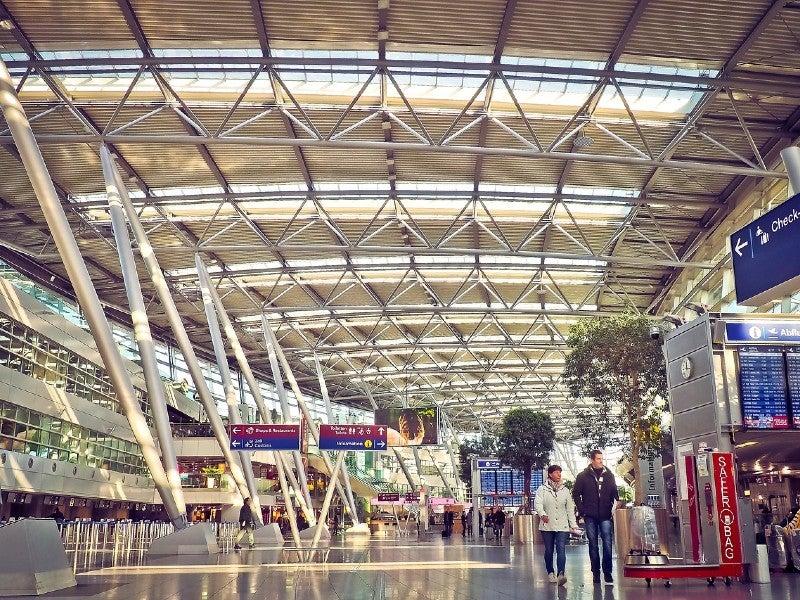 airport design covid-19