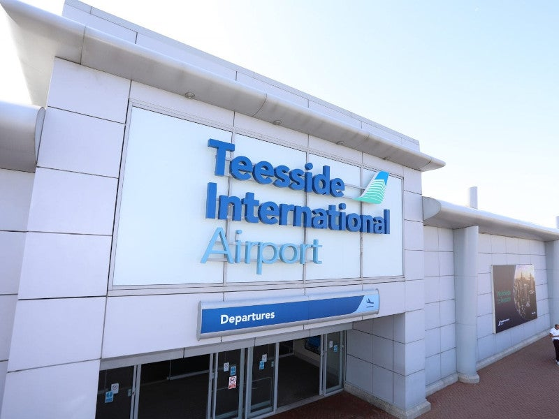 Teesside International Airport