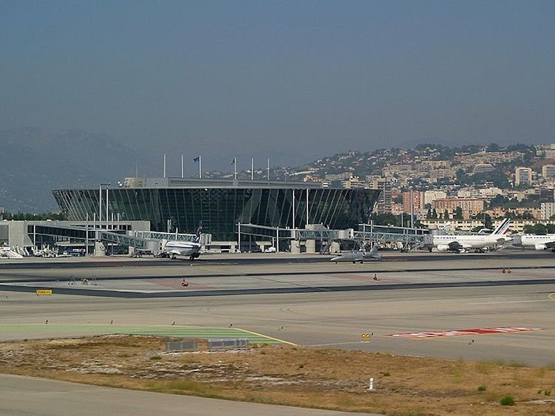 Nice Côte d'Azur International Airport Expansion