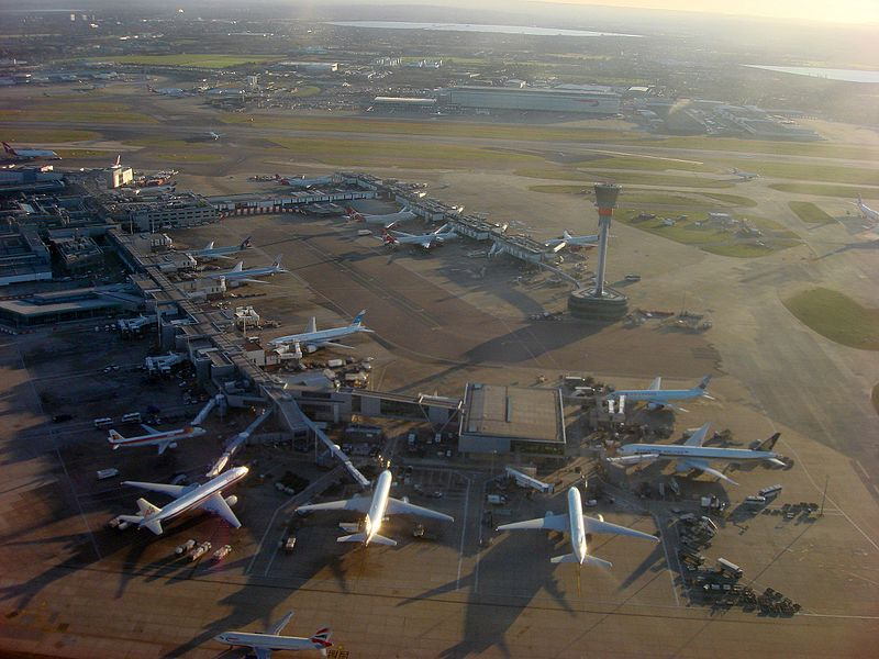 Heathrow redundancies
