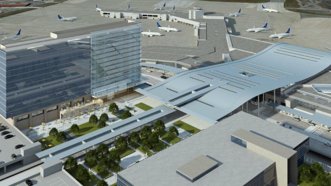 BNA Vision expansion plan
