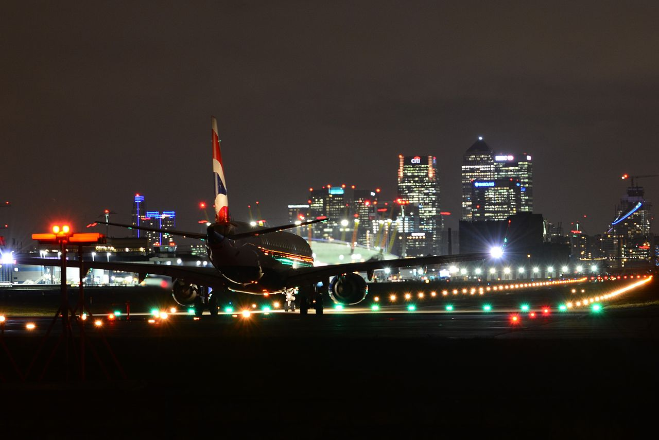 London City Airport jobs