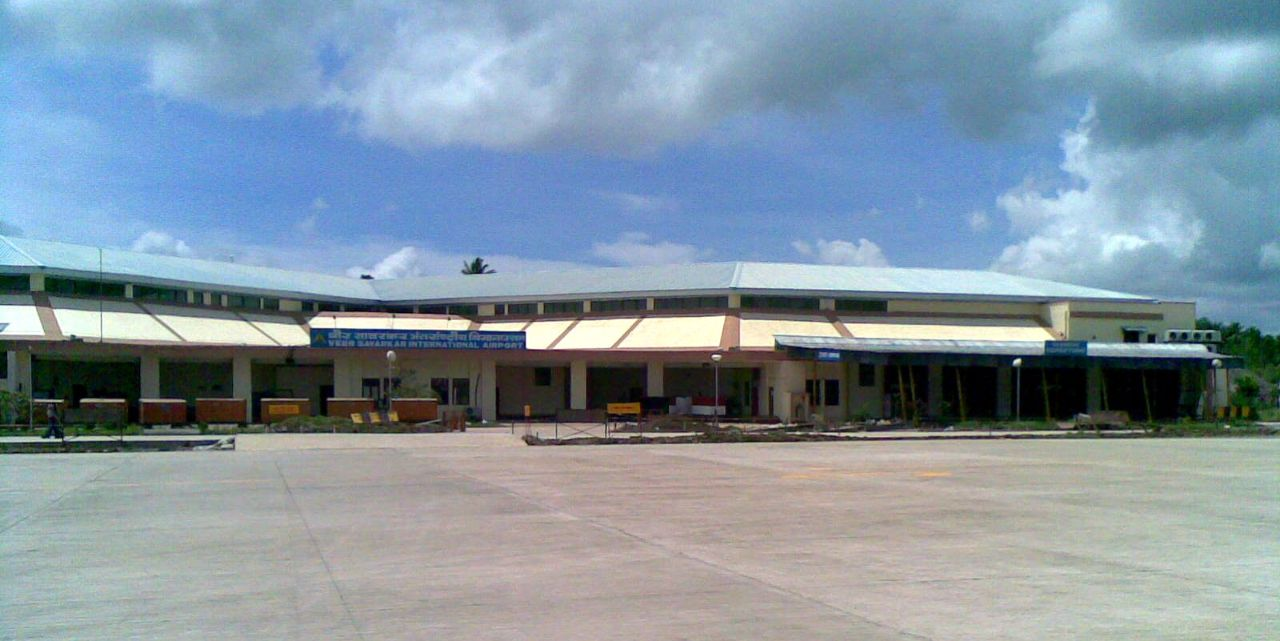 Port Blair airport