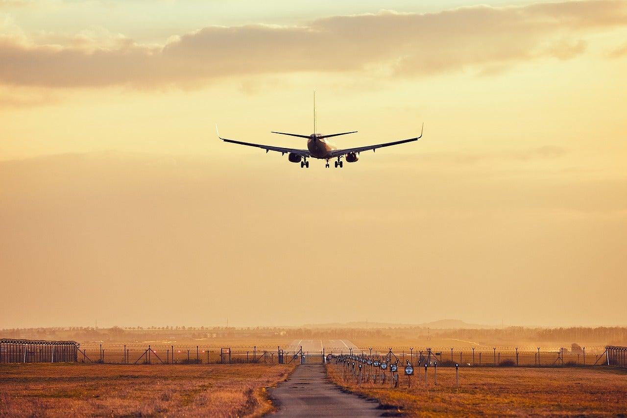 US airport improvement