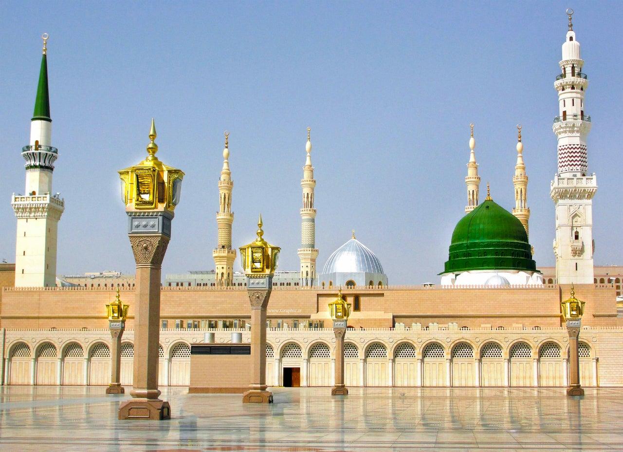 religious tourism Saudi Arabia