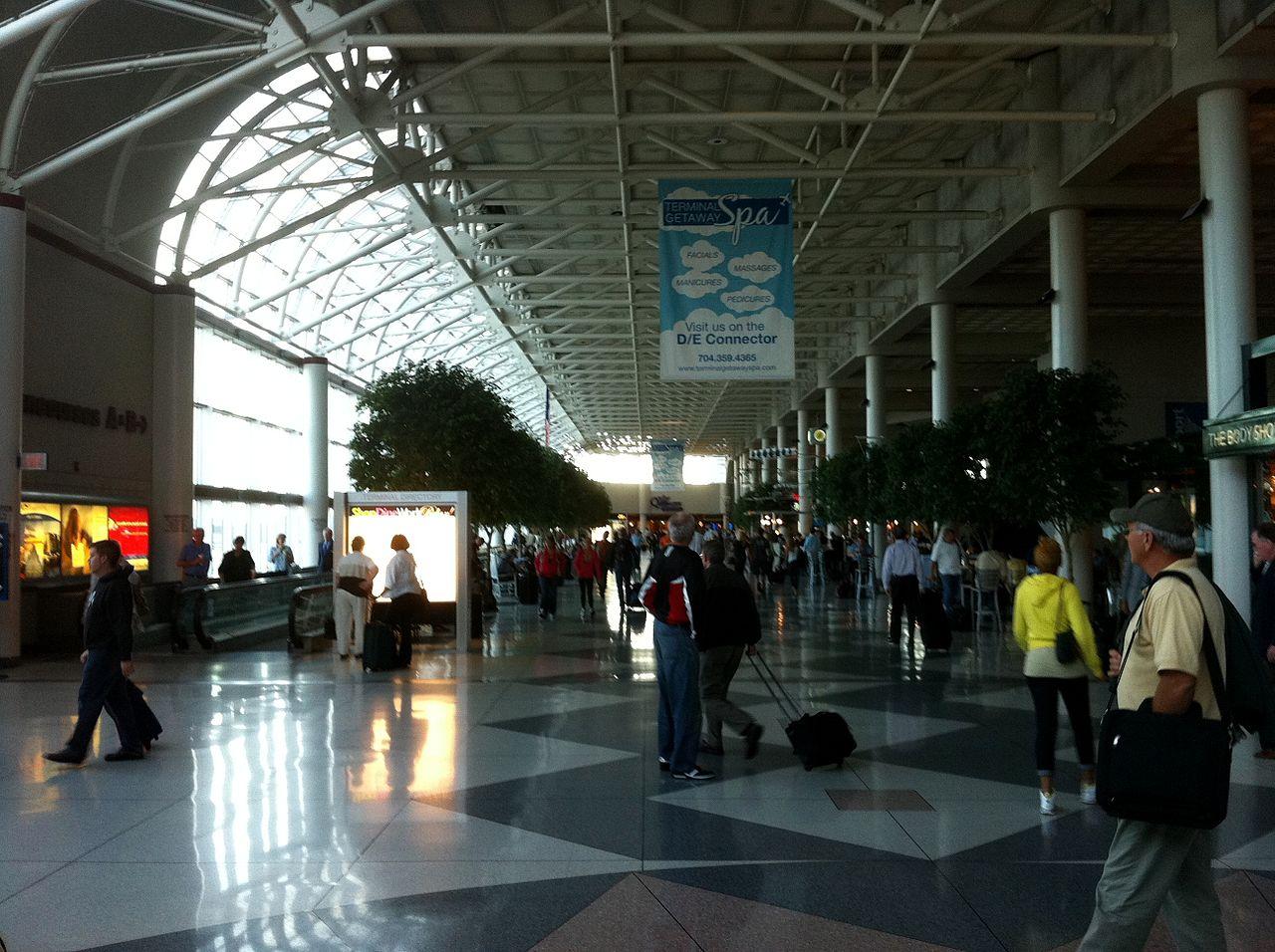 Charlotte Douglas Airport