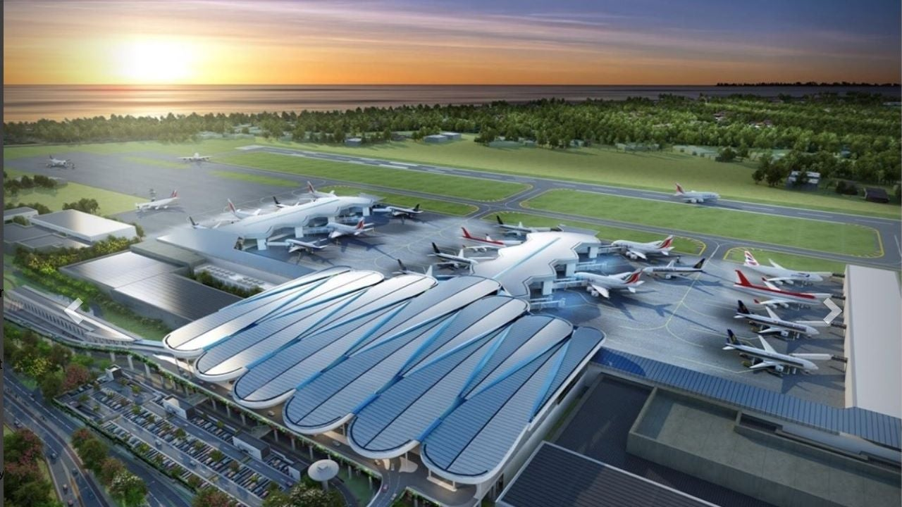 Bandaranaike International Airport Terminal 2, Sri Lanka