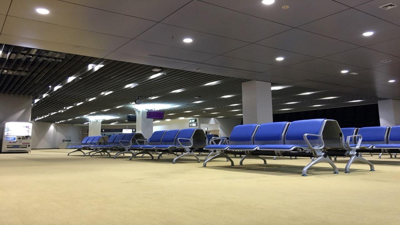 U-Tapao airport terminal two