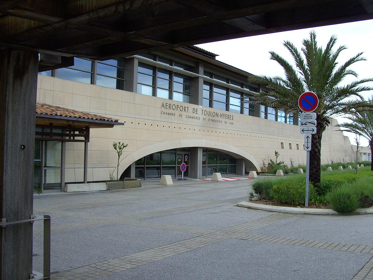 Toulon Hyères Airport