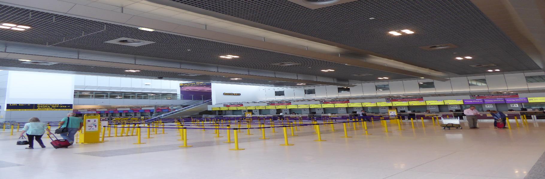 Manchester Airport jobs