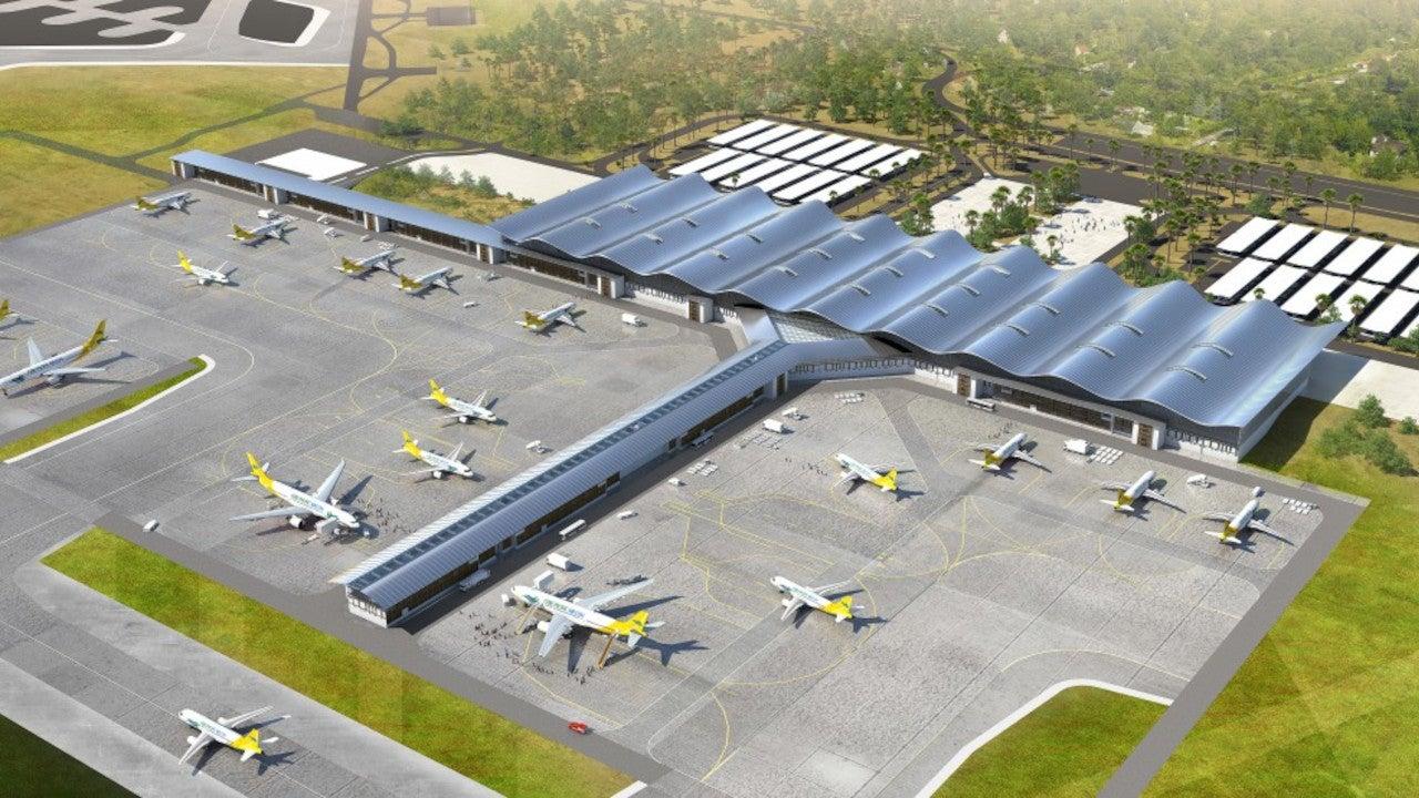 Image 1-Clark International Airport New Passenger Terminal