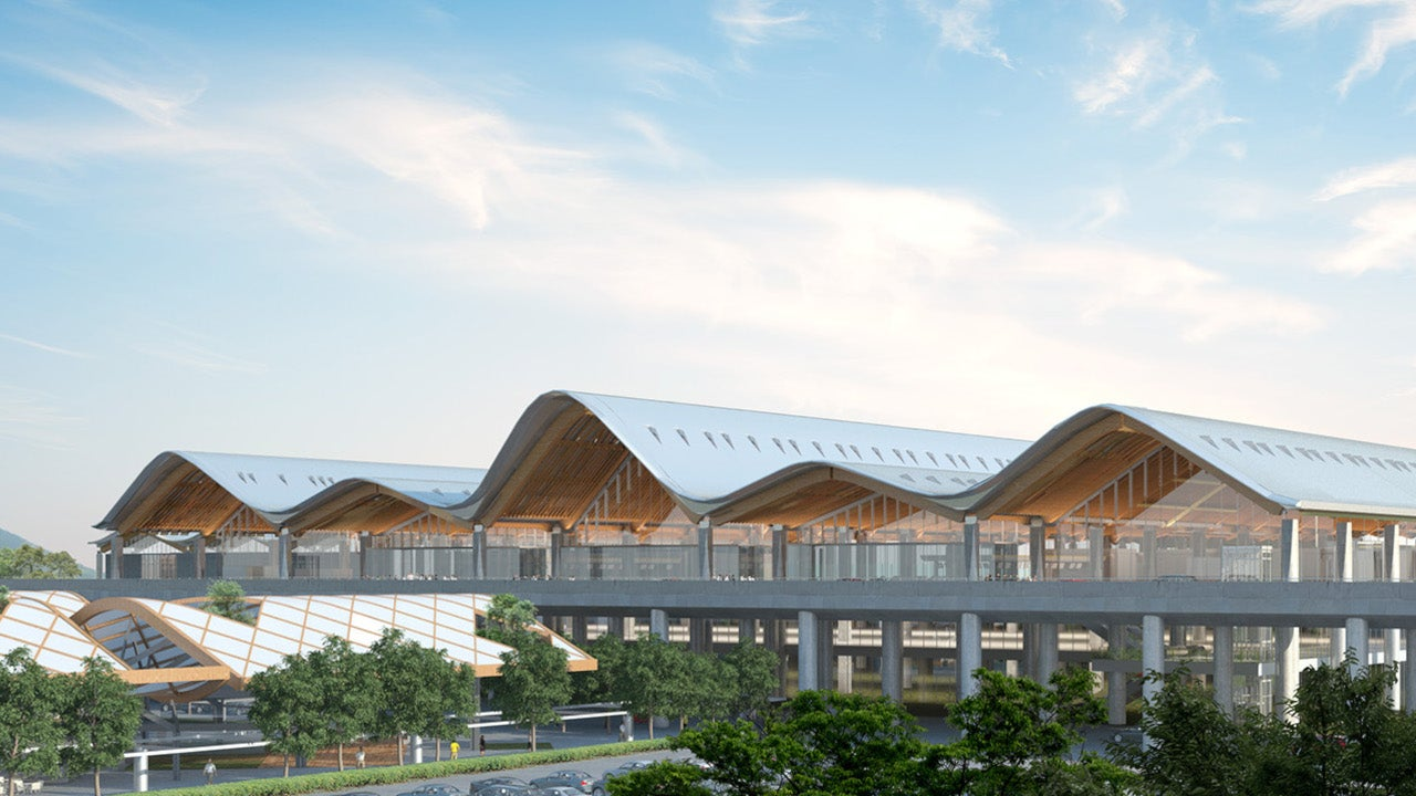 Image 3-Clark International Airport New Passenger Terminal