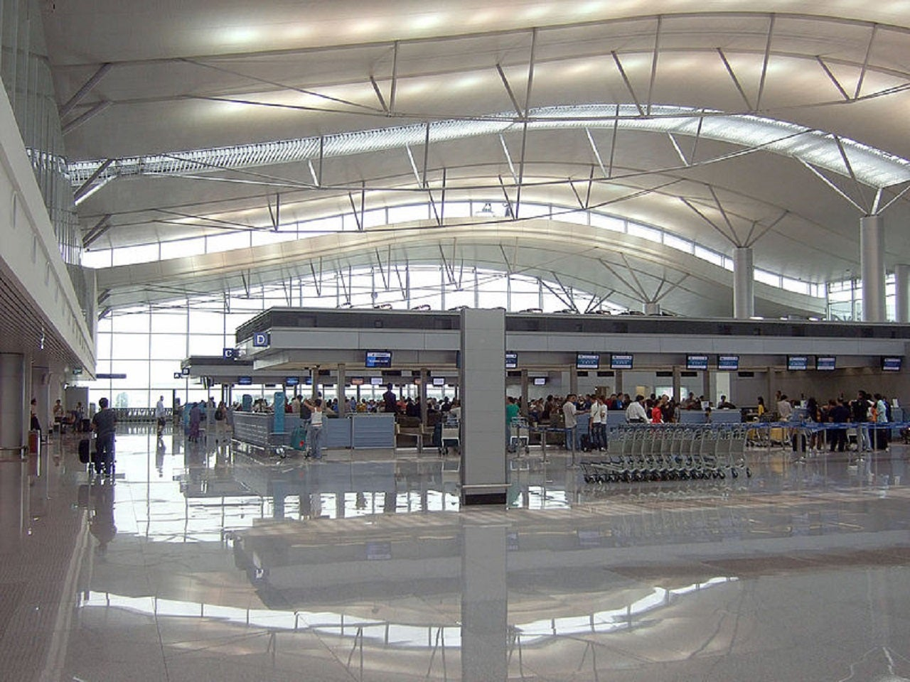 Vietnam government approves first phase of Long Thành International Airport