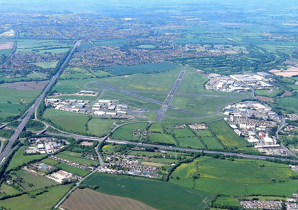 Gloucestershire Airport receives £15m for runway renovation