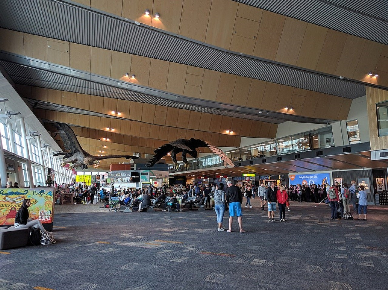 Wellington Airport launches sunflower lanyard initiative for passengers with hidden disabilities