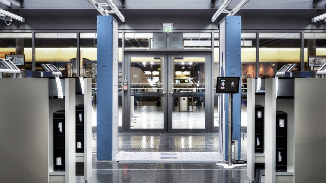 Belgrade airport deploys security scanners and counter drone system