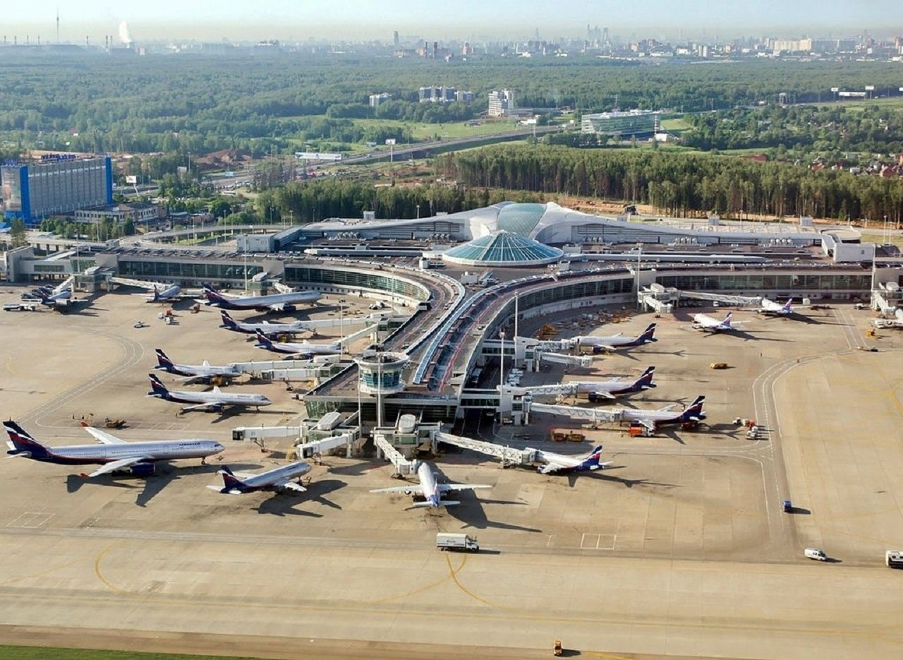 Moscow's Sheremetyevo Airport reopens renovated Runway-1