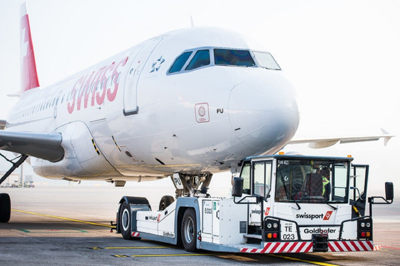 Swissport secures seven-year contract for airport ramp handling services in Switzerland