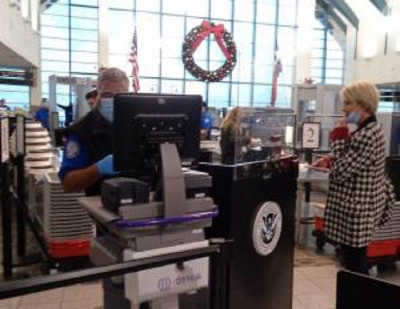 TSA deploys CAT and CT scanners at El Paso International Airport, US
