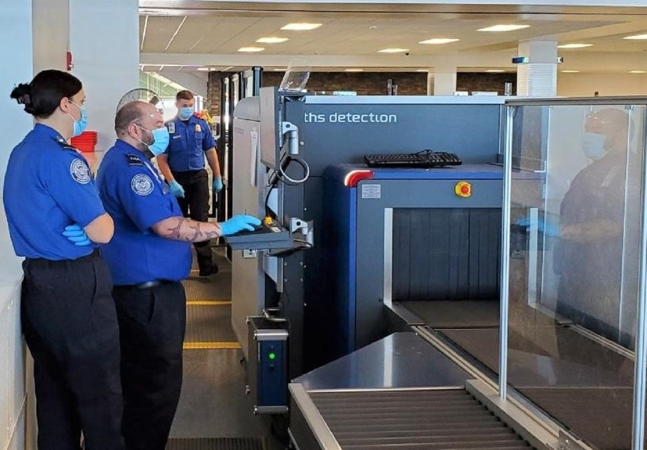 Syracuse Hancock International Airport in US deploys 3D checkpoint scanner