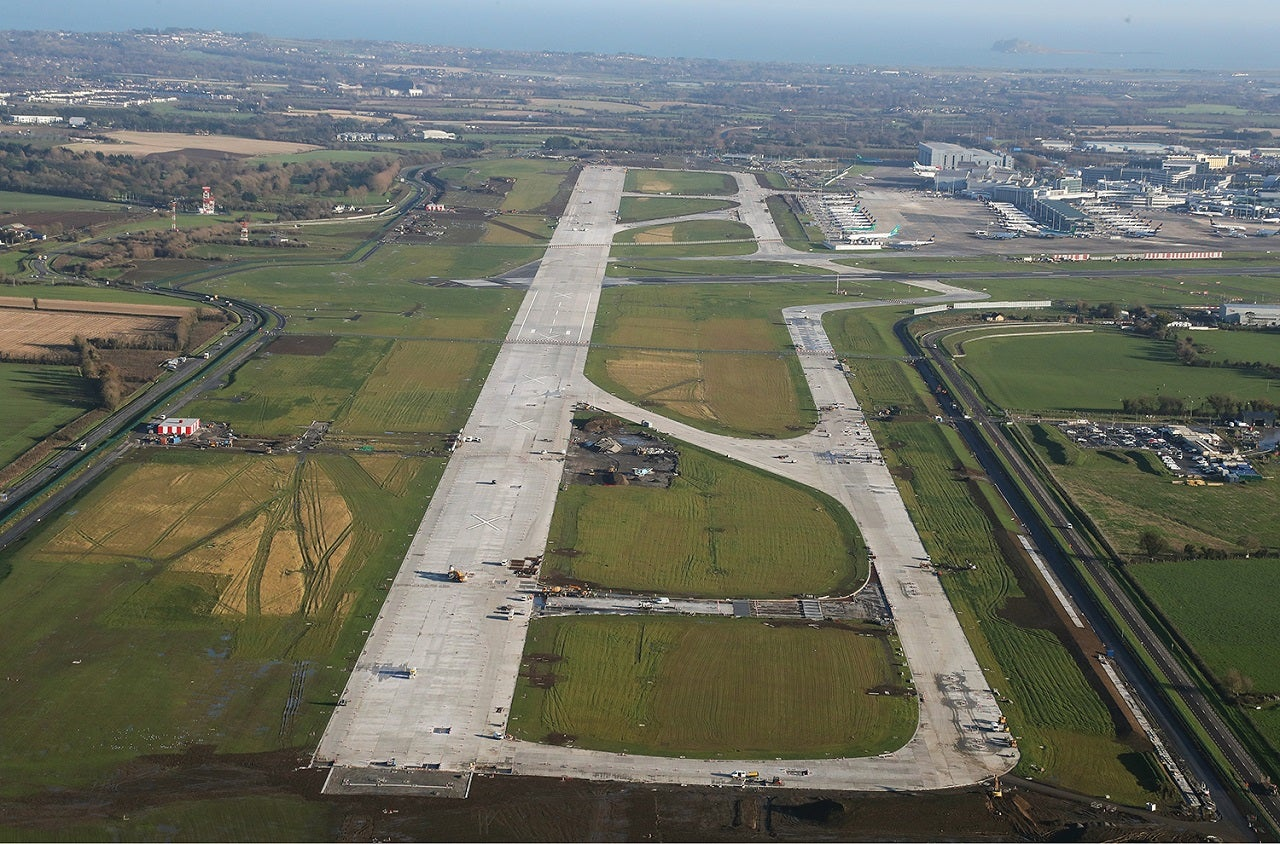 Daa files application to amend new North Runway operation