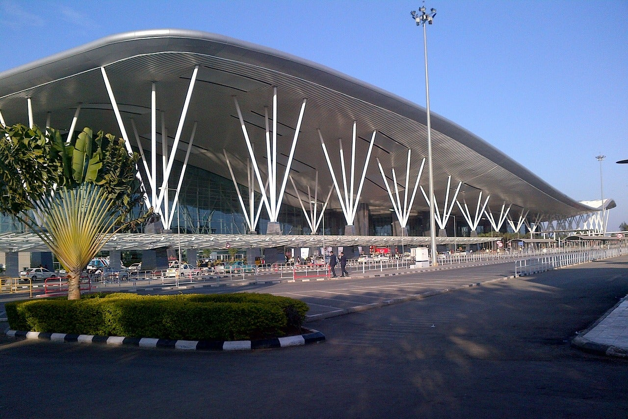 Kempegowda International Airport in India launches RT-PCR test facility