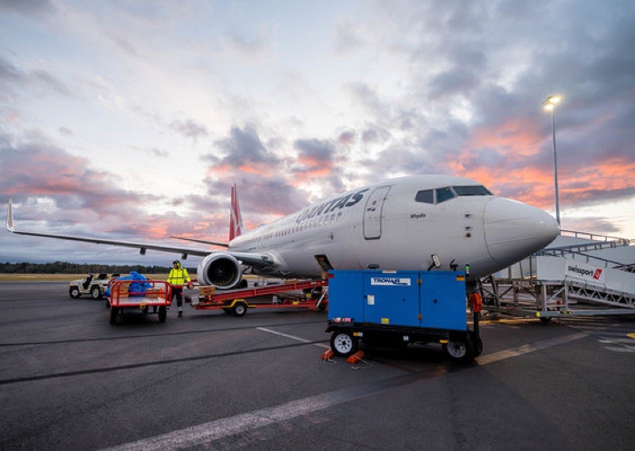 Swissport to provide ground services to Qantas at Australian airports