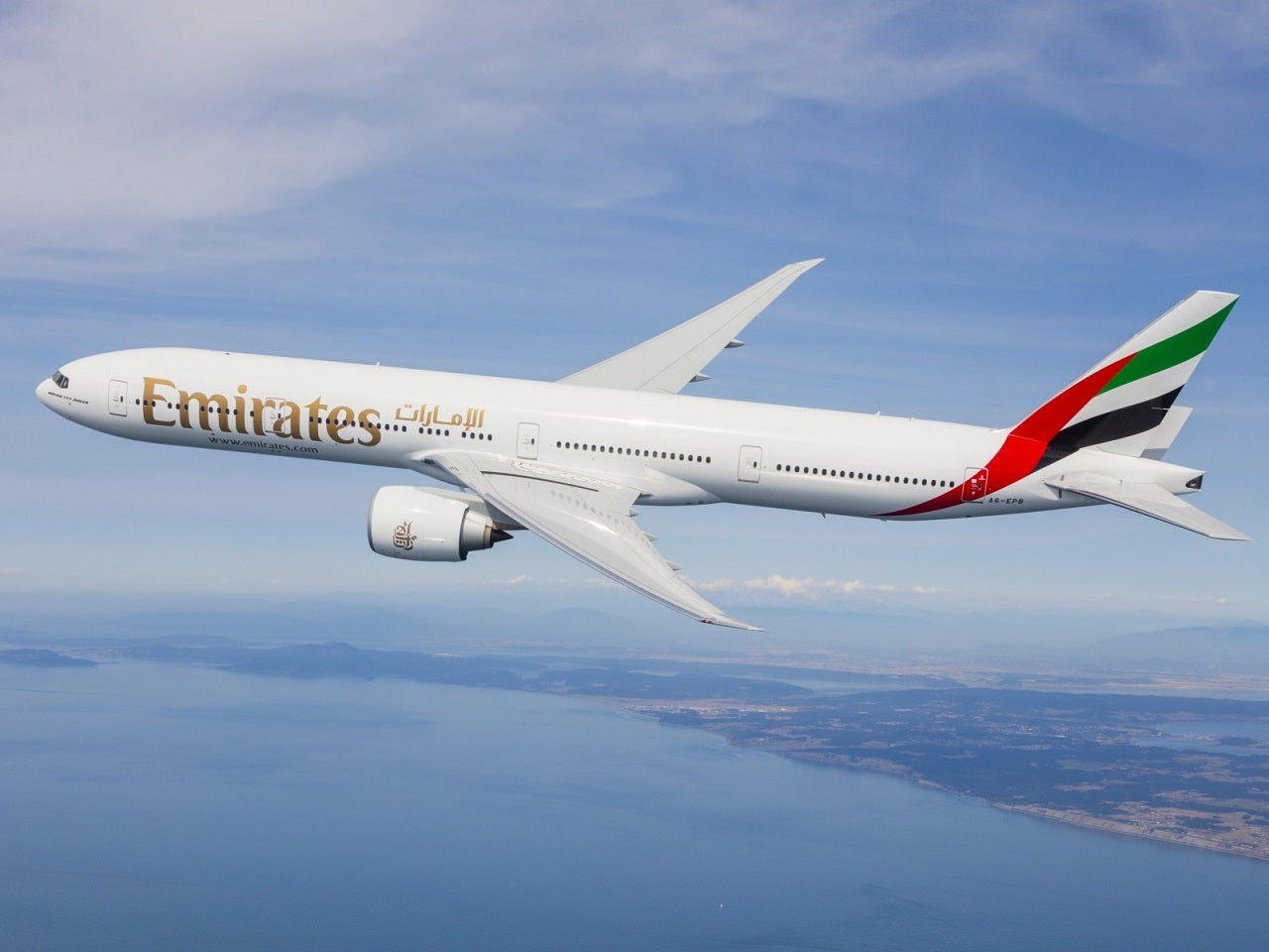 Emirates to resume operations to three airports in US