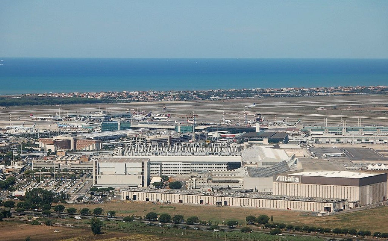 Rome airports become world's first to complete new ACI health programme