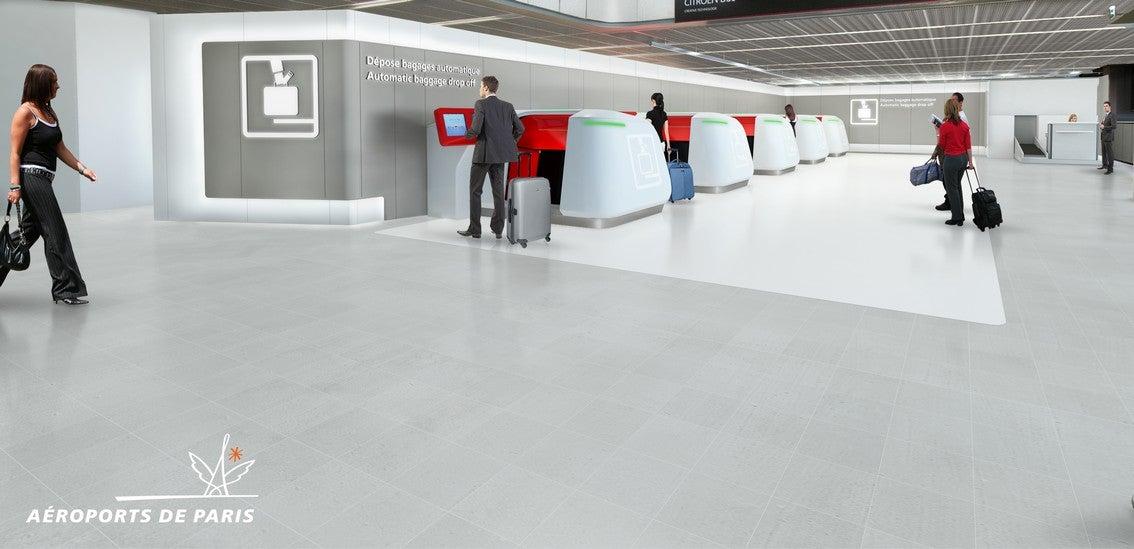 ADP baggage system