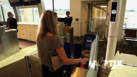 Biometric identity system