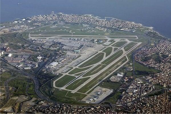 Atatruk airport