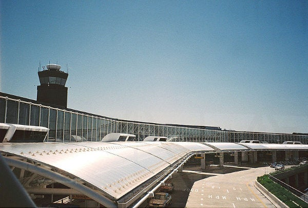 BWI Airport terminal