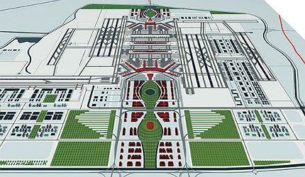 beijing daxing international airport airport technology. Black Bedroom Furniture Sets. Home Design Ideas