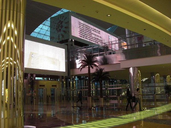 dubai international airport terminal 2